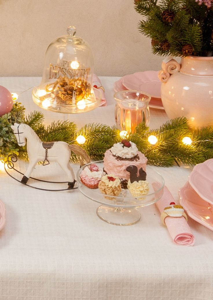 Candy Canes, Creamy Cakes, Shiny Lights and Wonderful Toys - Children Decorations