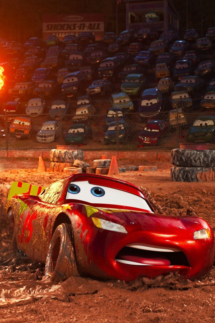 The cars 3 trailer will make you want to book a visit to radiator springs asap