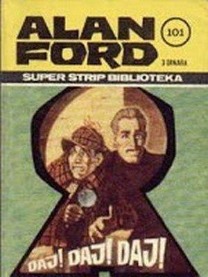 Alan Ford - Daj, daj, daj  ( SK 5 Ceo strip )