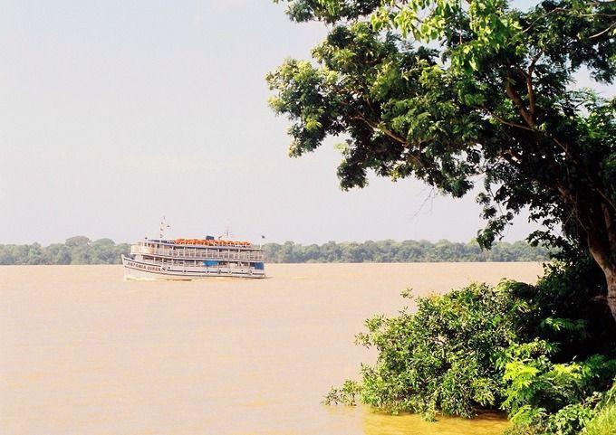 Amazon River by Debb Cabral Photos on @creativemarket
