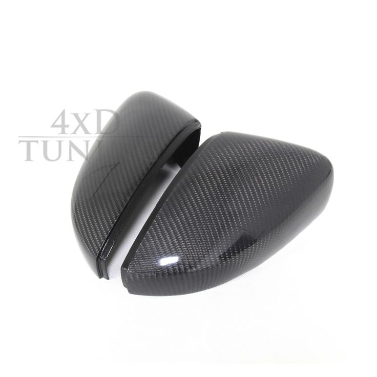 74.33$  Watch now - http://aliz91.worldwells.pw/go.php?t=32724477635 - 1:1 Replacement for Volkswagen VW POLO 2009 2010 2011 2012 2013 2014 Carbon Fiber Rear View Mirror Cover 74.33$