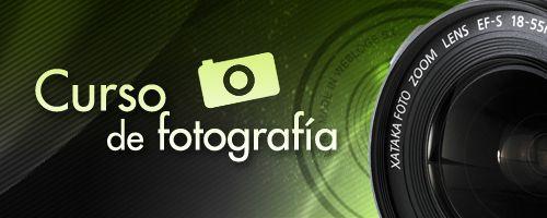 Un curso de fotografía bien completo en posts, aquí está el índice!!