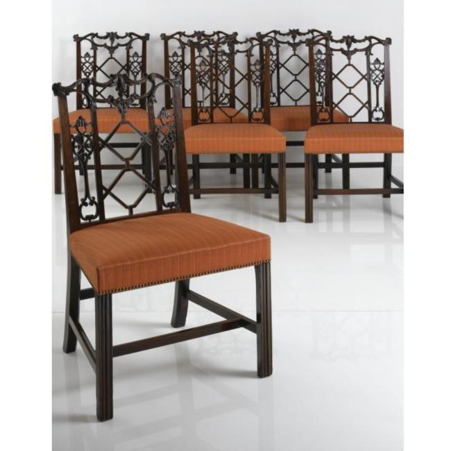 17 meilleures id es propos de chaises chippendale sur for Meuble chippendale