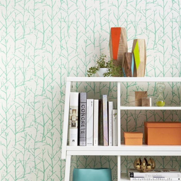 Modern Wallpaper Patterns, Trees and Branches