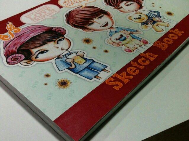 Sketch Book 6