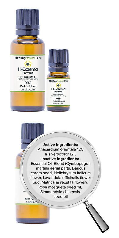 Ointments Creams and Oils: H-Eczema Formula - Natural Product For The Treatment Of Eczema Symptoms -> BUY IT NOW ONLY: $69.95 on eBay!