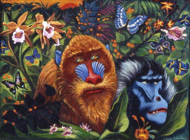 NAMASTE: CLOVIS TROUILLE (1889 - 1975) - La Peinture En Révolte