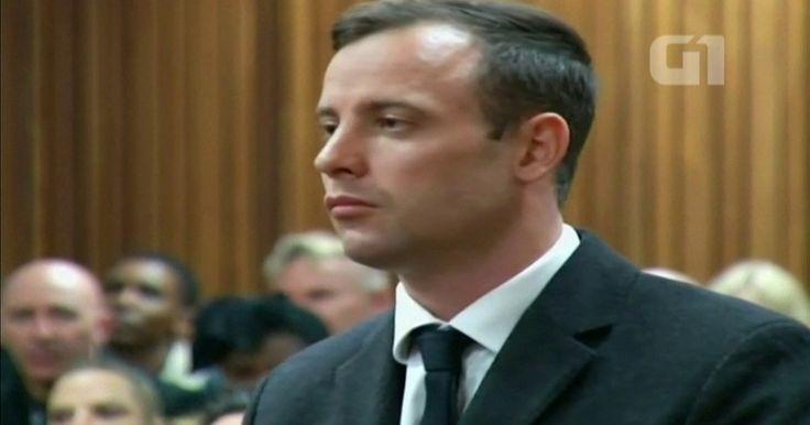 Oscar Pistorius é condenado a 6 anos de prisão por matar a namorada                                                                                                                                                                                 Mais