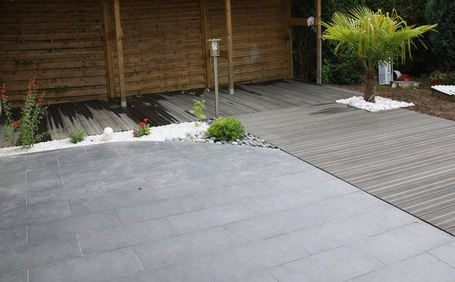 25 best ideas about terrasse bois composite on pinterest for Terrasse bois clipsable