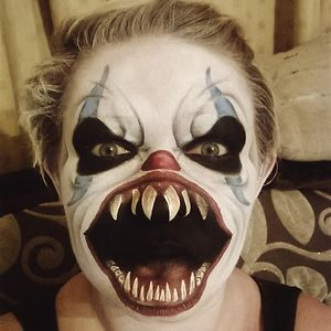 If you celebrate Halloween - look at some of these creepy makeup ideas!