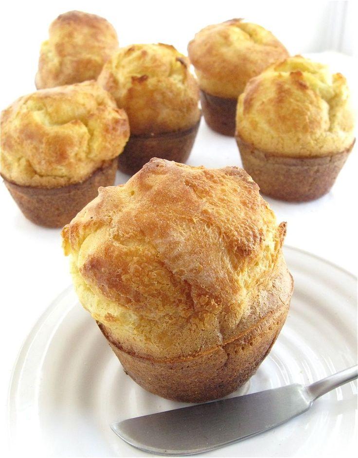 Popovers. Their name is almost onomatopoetic, isn't it? (Can't believe I spelled…