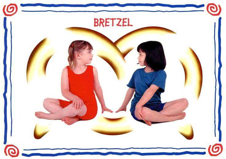 bretzel modèle