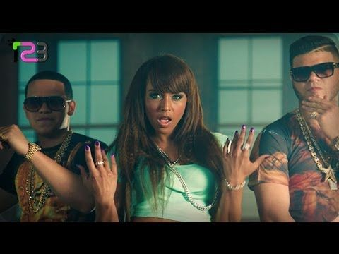 "Jenny La Sexy Voz ""Sola"" ft J Alvarez y Farruko - OFFICIAL VIDEO"