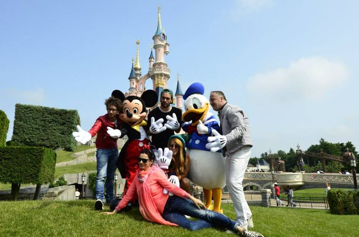 Disneyland Paris: una serata speciale di musica con Marco Mengoni