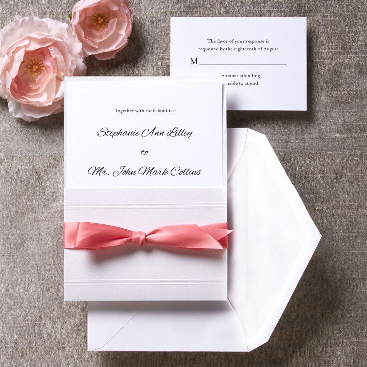 wedding invitation rsvp what does m mean%0A At Exclusively Weddings  we carry all the wedding accessories  invitations  and wedding favors needed to make that special day yours to remember