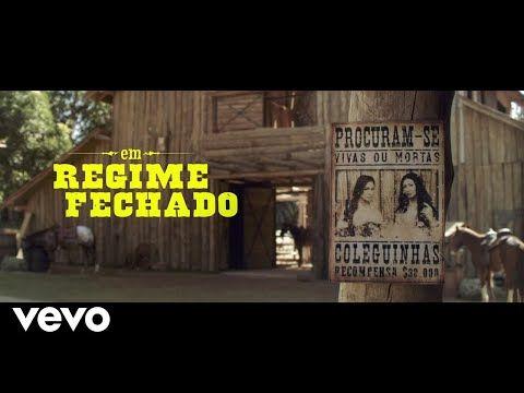 Veja: Novo Clipe da música Regime Fechado de Simone & Simaria.