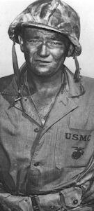 "Memorable John Wayne Quotes:   John T. Chance (Rio Bravo): ""Sorry don't get it done, Dude.""   Sergeant John M. Stryker (Sands of Iwo Jima):..."