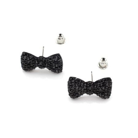 Best 25+ Bow earrings ideas on Pinterest