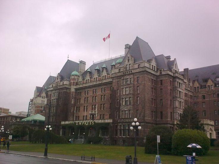 #Victoria #British #Columbia #Canada #Виктория #Британская #Колумбия #Канада  #The #Fairmont #Empress #Hotel #Отель  @fairmontempress @fairmonthotels