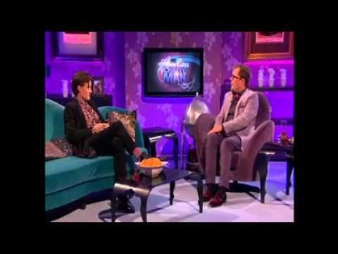 Matt Smith on Alan Carr's Chatty Man - 21 September 2012