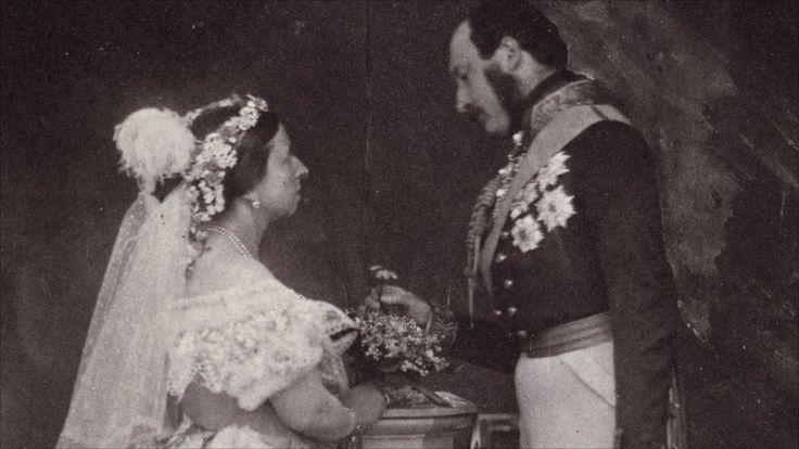 Queen Victoria's Parents   Queen Victoria and Prince Albert