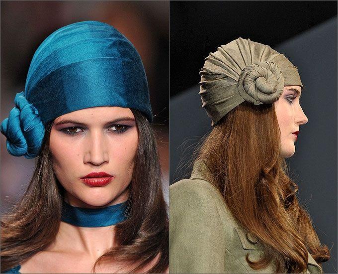 как красиво повязать платок на голову - Болезни шеи - домашний доктор