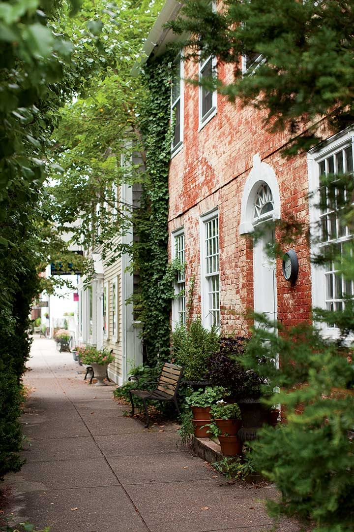 Learn about Wickford, Rhode Island. Photo: Julie Bidwell
