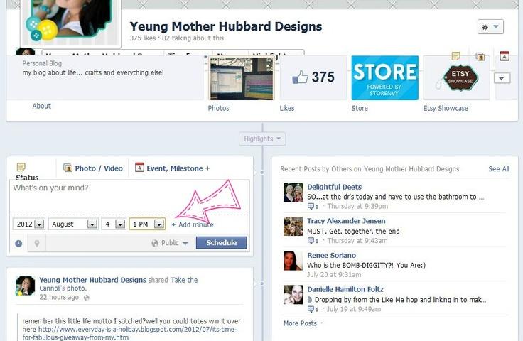 Yeung Mother Hubbard: How To: Schedule a Facebook Post:  Internet Site,  Website, Yeung Mothers, Social Media, Blog Info, Mothers Hubbard, Blog Design, Facebook Posts, Blog Blog