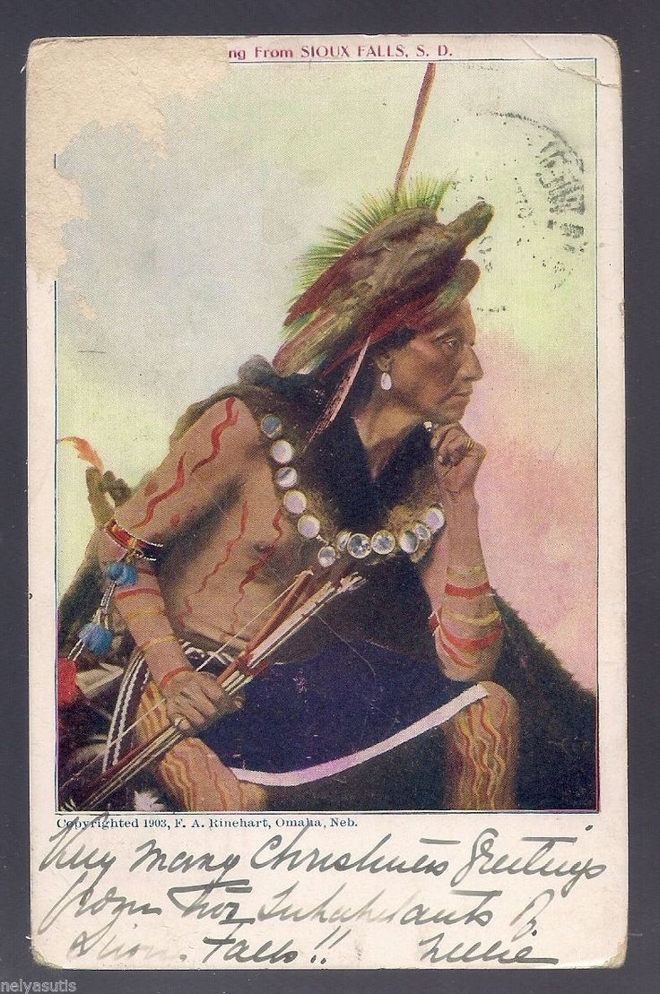 A Native American Map%0A Set of   Old Postcards Native American Indian   eBay