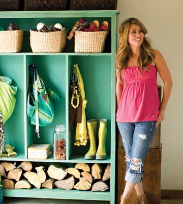 Ana White | Build a Locker Bookshelf - Full Size | Free and Easy DIY Project and Furniture Plans