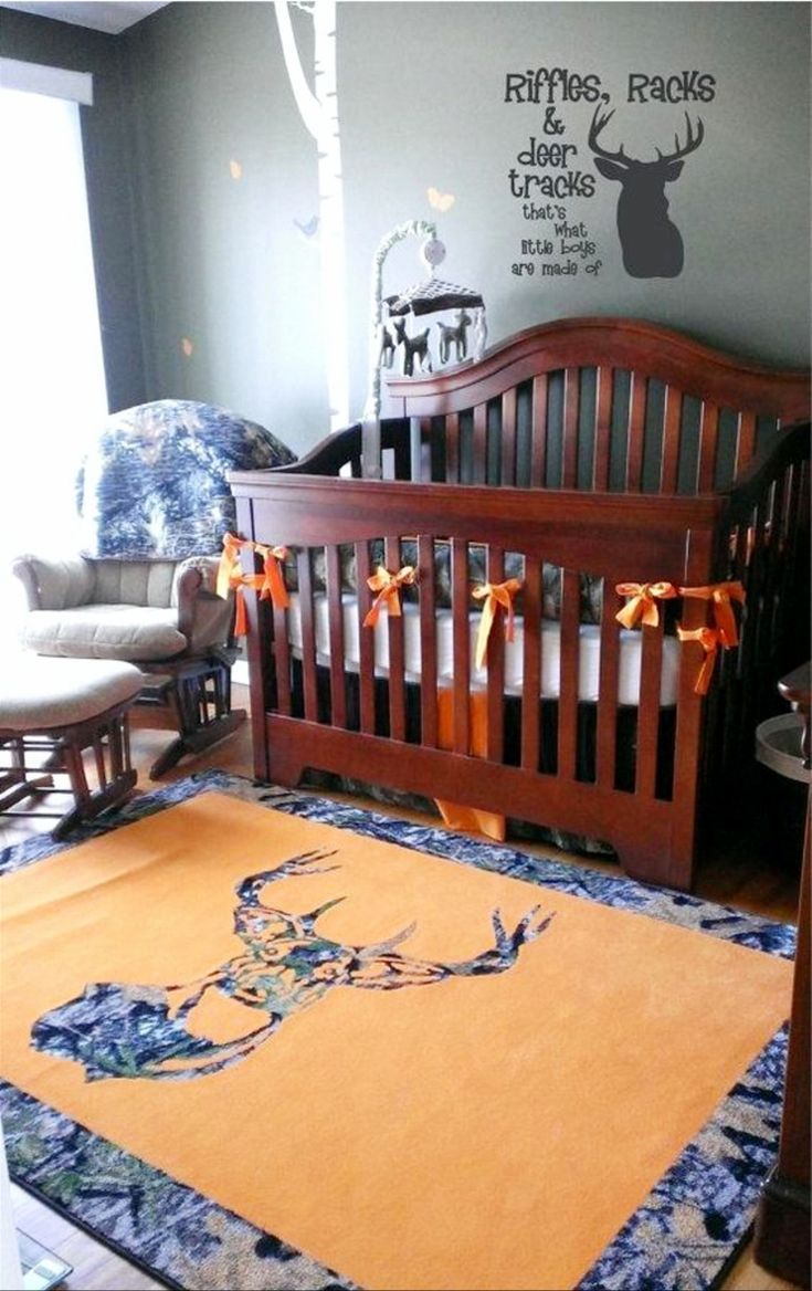Rustic Baby Boy Nursery Themes Pictures Decor