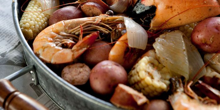 Lowcountry Boil / Frogmore Stew. This is what summer tastes like (for ...