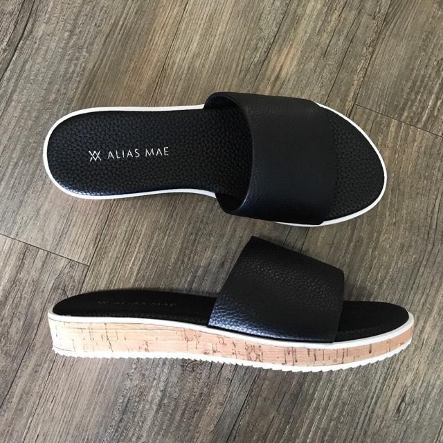 Alias Mae - Vibe - Black Tumble
