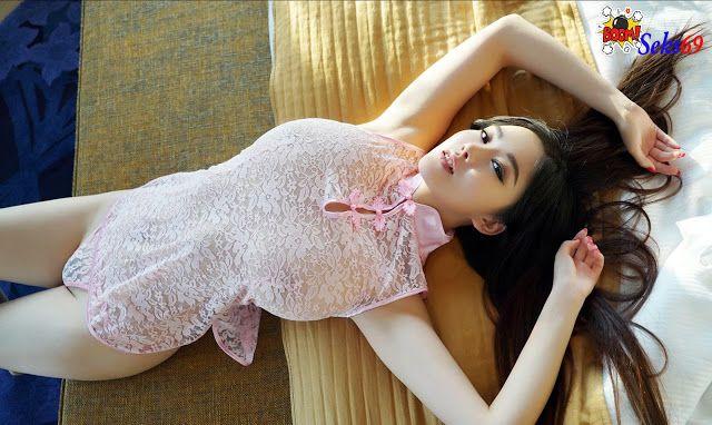 Foto Bugil Hot Cewek China Toket Gede Putih Mulus Bikin Ngaceng Cantik