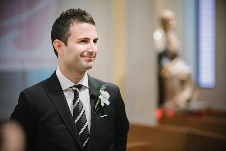 The Groom :) My Husband...