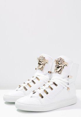 Versace Sneaker high - bianco - Zalando.de
