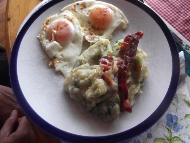 Endivien-Kartoffeln-Eintopf