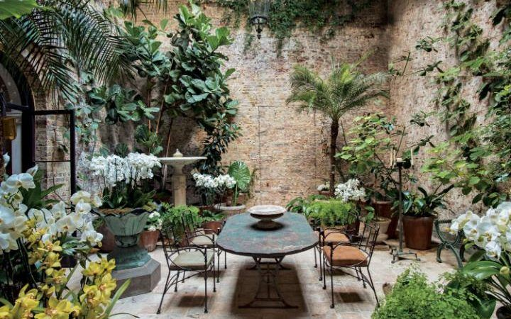 Uniacke has transformed an unloved gallery into a light-filled conservatory in her London home