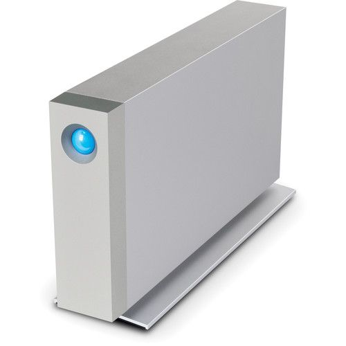 5K iMac Apple Time Machine Backup Drive: LaCie 3TB d2 Thunderbolt 2 External Hard Drive