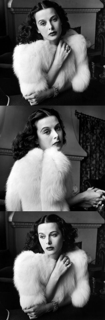 """My mother always called me an ugly weed, so I never was aware of anything until I was older. Plain girls should have someone telling them they are beautiful. Sometimes this works miracles.""  Hedy Lamarr"