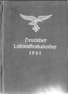 Deutscher Luftwaffenkalender 1941: Das Handbuch Der Luftwaffe free ebook