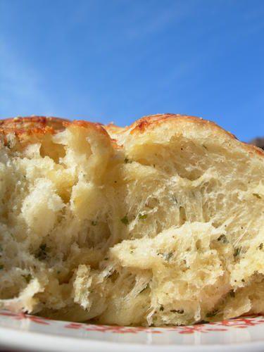 parmesan & garlic bread