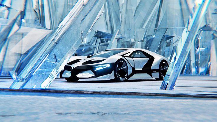 A.3 Xeno Concept by Aven Shi