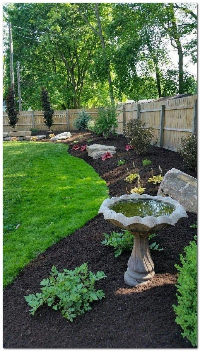 36 Lovely Beautiful Yards Landscaping Ideas Homepiez Backyard Landscaping Designs Backyard Landscaping Home Landscaping