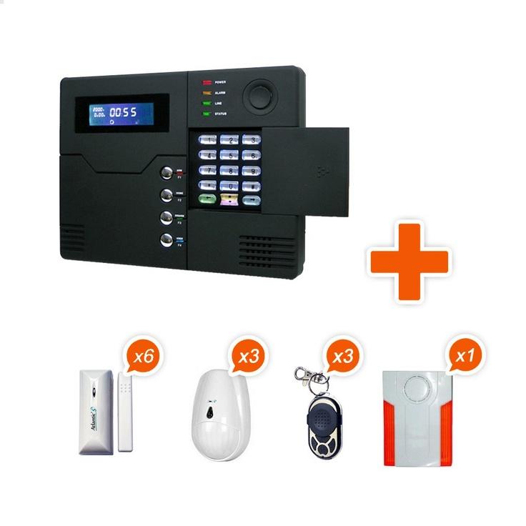 14 best Alarme GSM sans fil Atlanticu0027S ST-V images on Pinterest