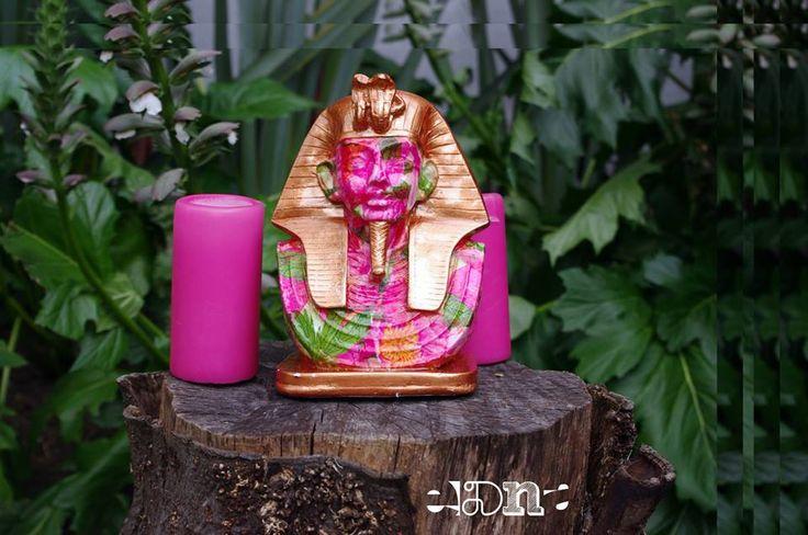Tutanca, Piezas decorativas https://www.facebook.com/HolaEDNA