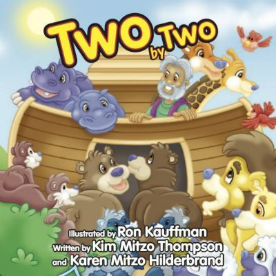 "Here's a book, ""Two by Two"" from Bookboard"