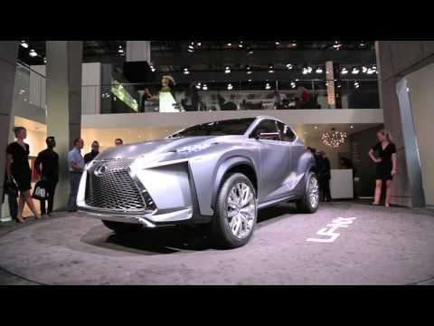 #Lexus LF NX Hybrid Concept   2013 Frankfurt Motor Show