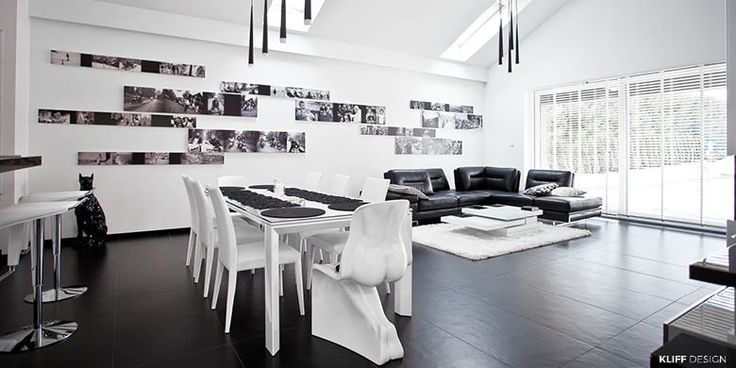 KLIFF DESIGN_Apartament BLACK and WHITE_2