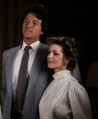 Priscilla (with Bobby on tv series Dallas)
